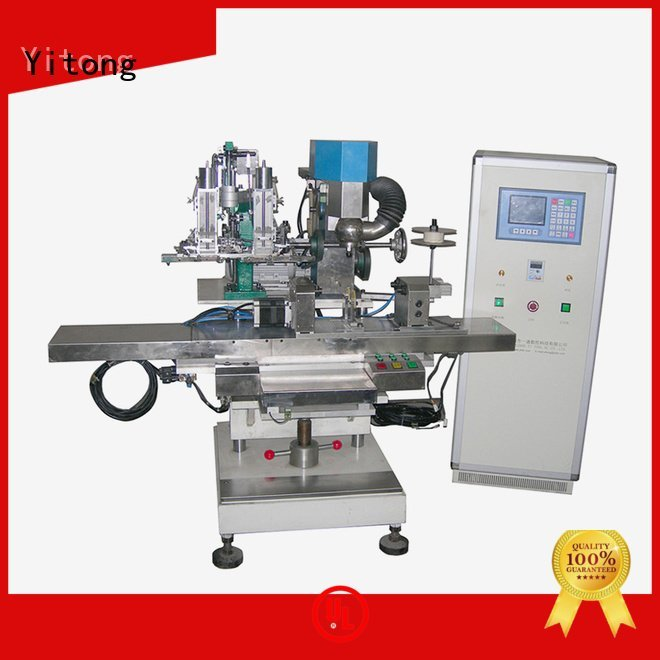 Yitong Brand brushes radial broom making machine for sale