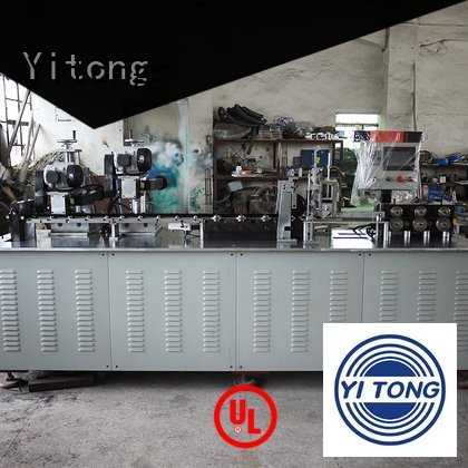 Yitong Brand machine strip steel strip brush brush automatic
