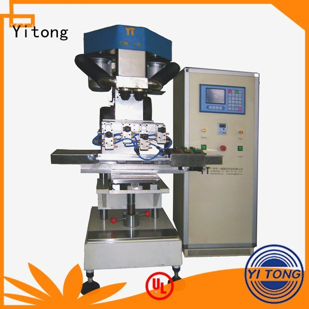 Yitong Brand drilling radial axis broom making machine