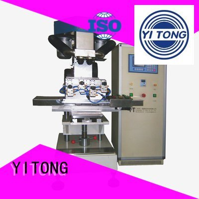 Yitong Brand axis machine broom making machine for sale filling radial