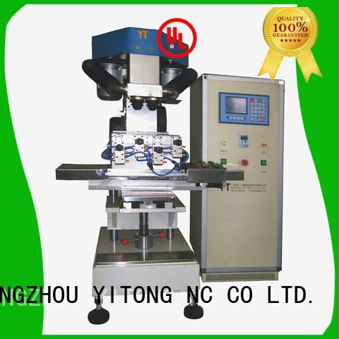 Yitong brushes broom making machine axis radial