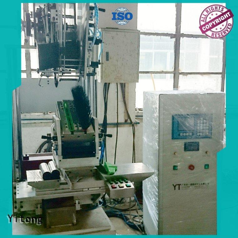 Yitong Brand bhf402f02 axis brush brush tufting machine manufacturers