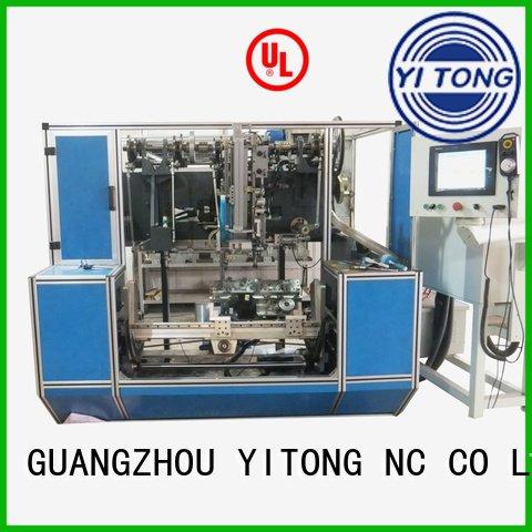 paint brush manufacturing machine automatic tufting brush making machine Yitong Brand