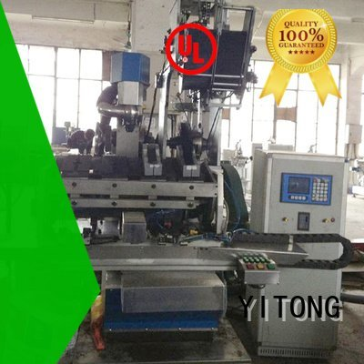 Yitong filling brush brush making machine brushes flat