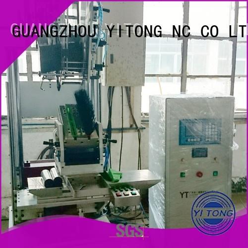 machine bhf402f02 brush tufting machine brush high speed Yitong company