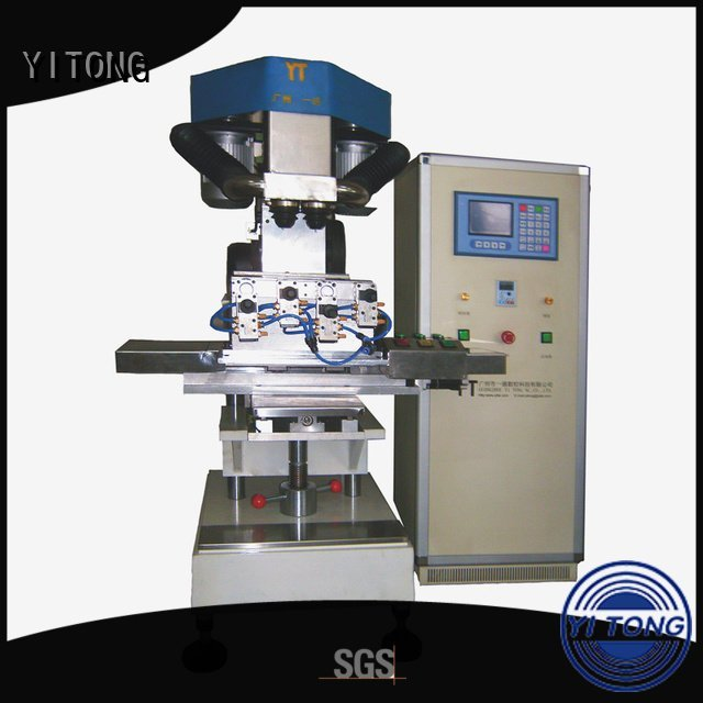 automatic radial machine brush Yitong broom making machine