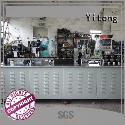 Yitong speed machine automatic steel strip brush brush