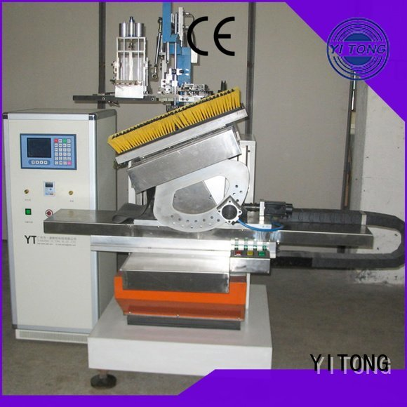 Quality paint brush manufacturing machine Yitong Brand tufting brush making machine