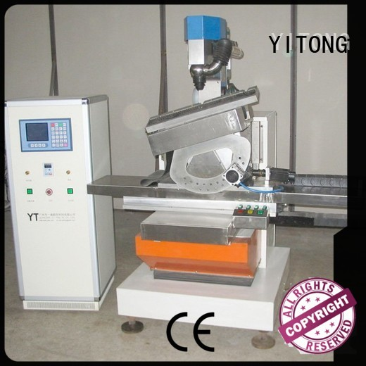 Yitong Brand head drilling filling brush making machine manufacture