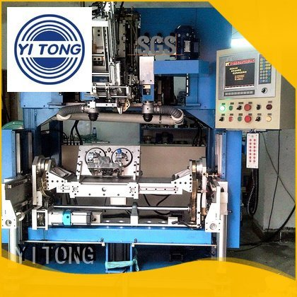 head brush making machine Yitong paint brush manufacturing machine