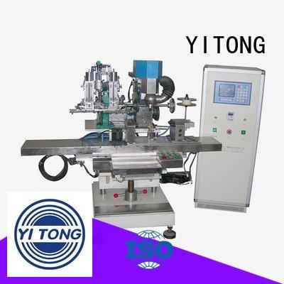 Yitong filling axis broom making machine