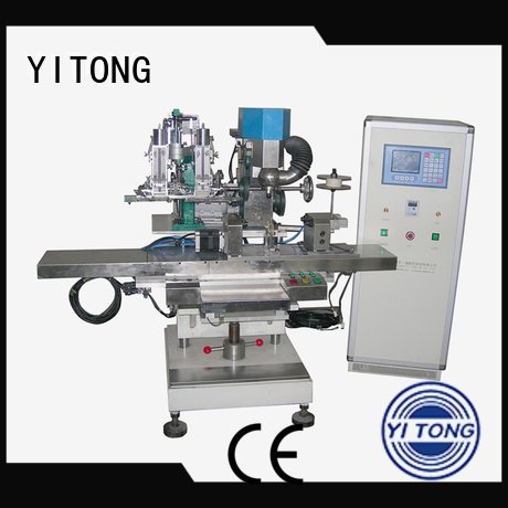 Yitong Brand filling automatic broom making machine for sale axis brush