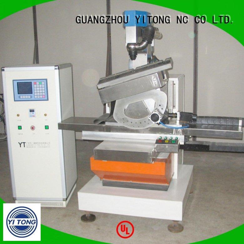 paint brush manufacturing machine axis filling brush making machine Yitong Brand