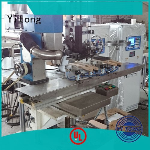 Yitong Brand drilling wire filling industrial brush machine steel
