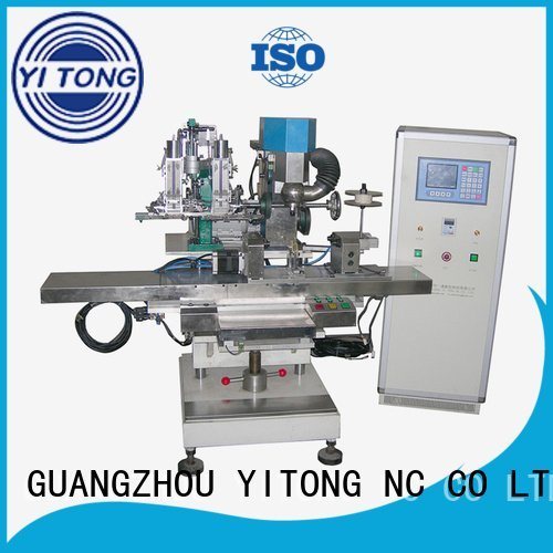 Quality Yitong Brand broom making machine for sale brush