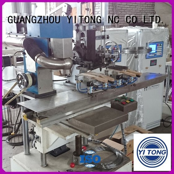 axis machine steel wire brush machine for wood for sale Yitong