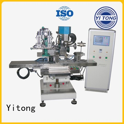 OEM broom making machine for sale brushes drilling radial broom making machine