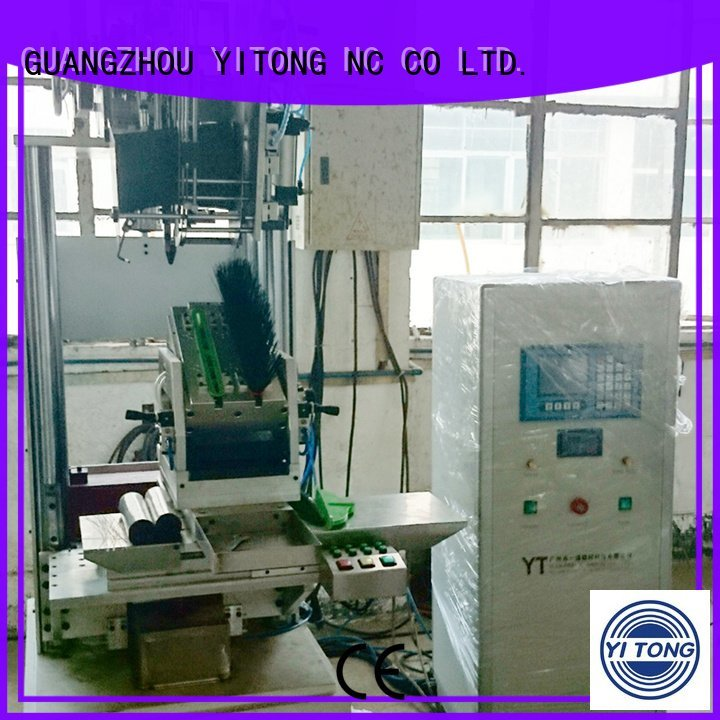 Quality Yitong Brand filling brush tufting machine