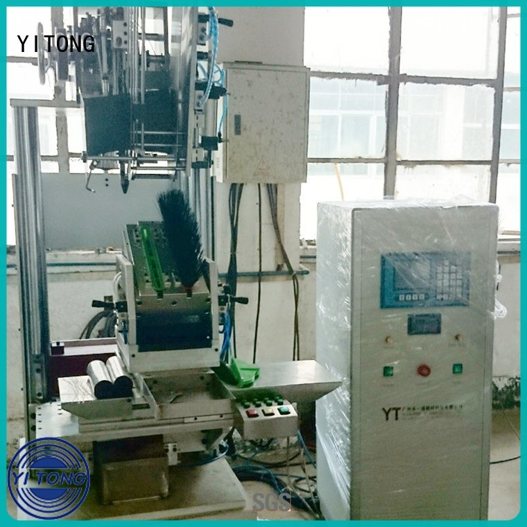 brush tufting machine manufacturers well functioning Bulk Buy axis Yitong
