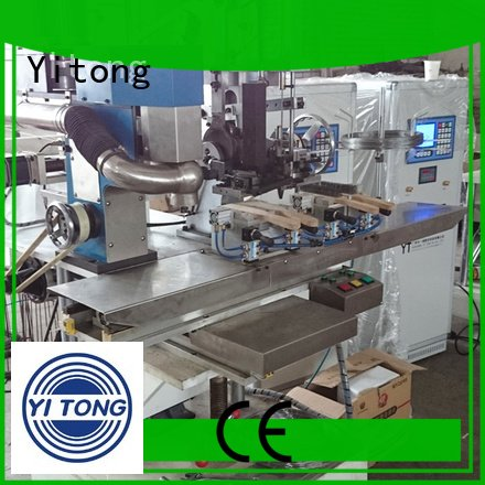 wire brush machine for wood for sale machine Yitong Brand industrial brush machine