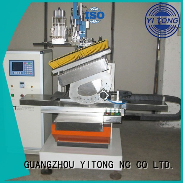 machine brush making machine Yitong paint brush manufacturing machine