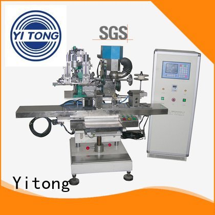 broom making machine for sale filling drilling broom making machine Yitong Warranty
