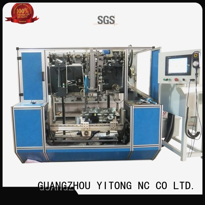 OEM paint brush manufacturing machine machine axis brush brush making machine