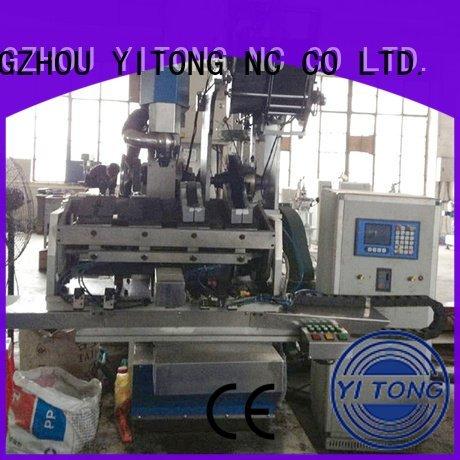 Yitong brush making machine machine automatic drilling tufting