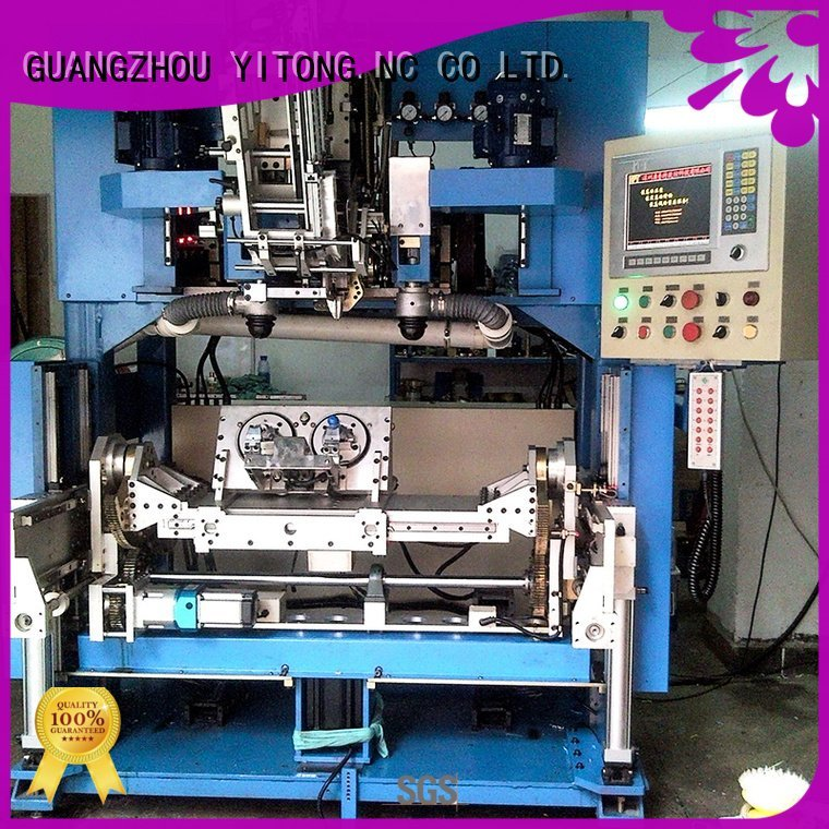 filling axis head Yitong paint brush manufacturing machine