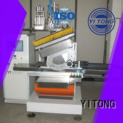 Yitong Brand tufting brush paint brush manufacturing machine automatic flat