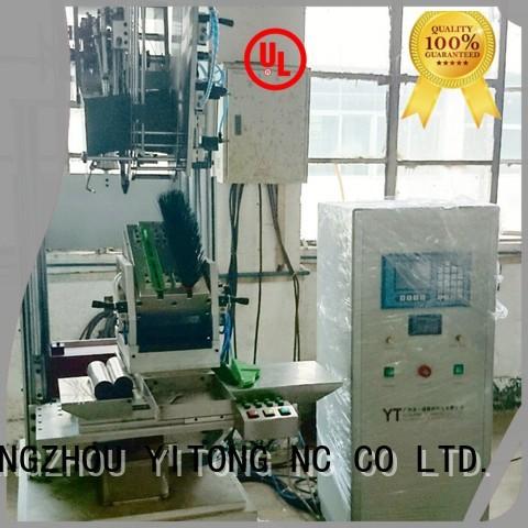 axis machine brush tufting machine filling Yitong
