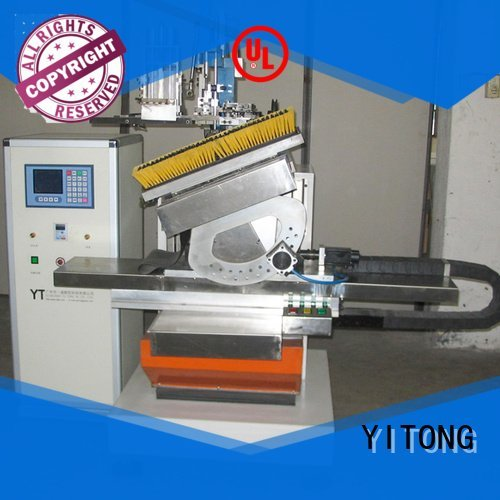 Yitong Brand axis filling brush making machine machine brushes