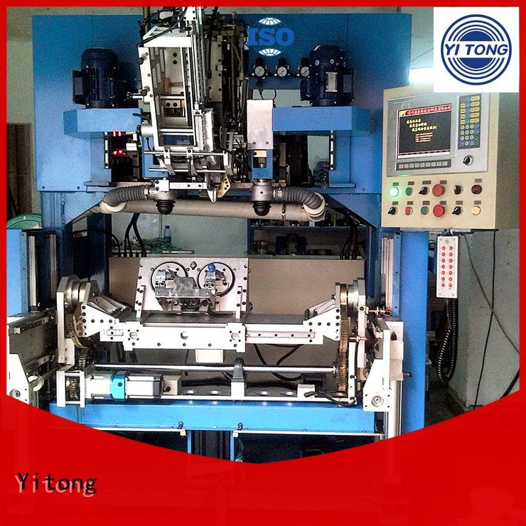 Yitong paint brush manufacturing machine flat head tufting