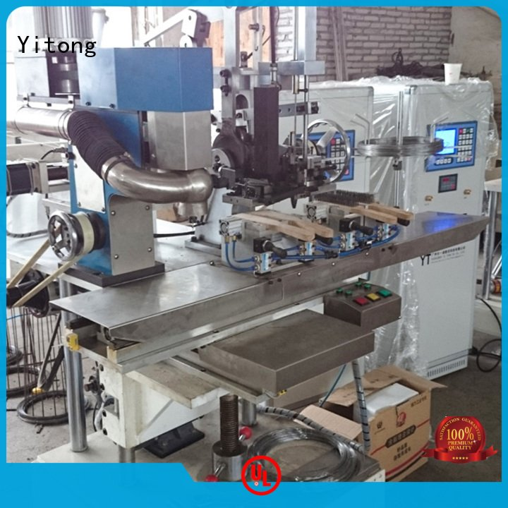 steel wire brush machine for wood for sale machine Yitong
