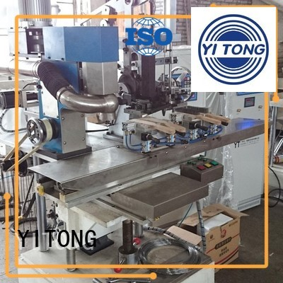 wire drilling automatic Yitong Brand industrial brush machine supplier
