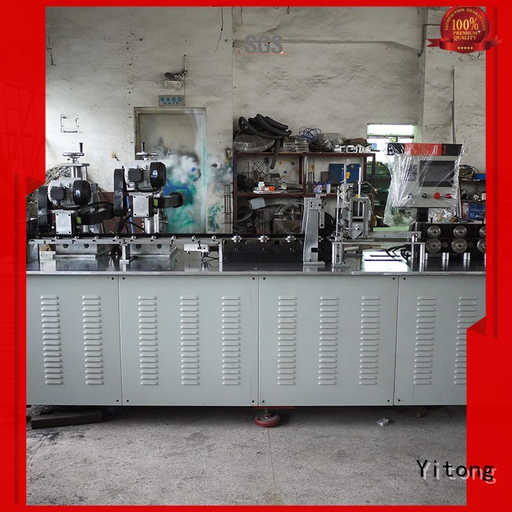 steel strip brush automatic strip OEM strip brush machine Yitong
