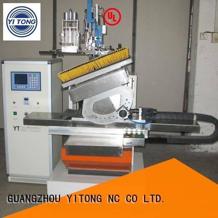 automatic best reviewed brush making machine Yitong Brand