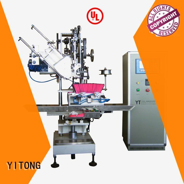automatic machine broom making machine for sale Yitong