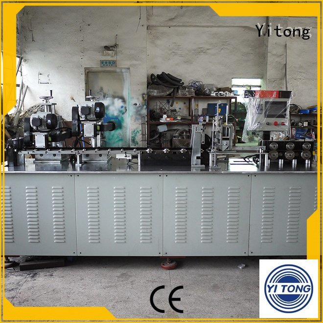 brush automatic strip brush machine speed Yitong