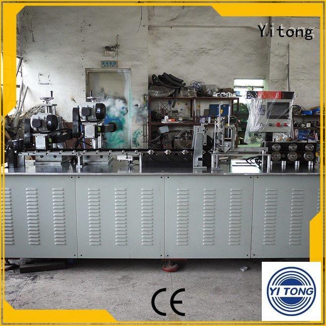 brush automatic strip brush machine speed Yitong