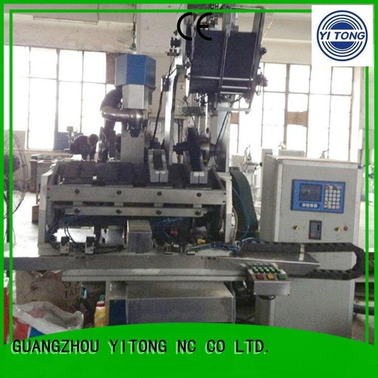 Wholesale flat paint brush manufacturing machine Yitong Brand