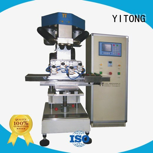 Quality Yitong Brand radial broom making machine