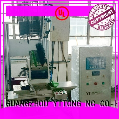 axis well functioning brush tufting machine manufacturers Yitong Brand