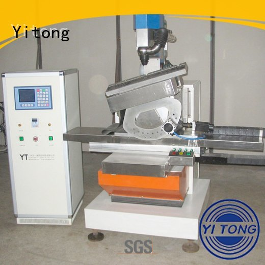 automatic flat filling brush making machine Yitong