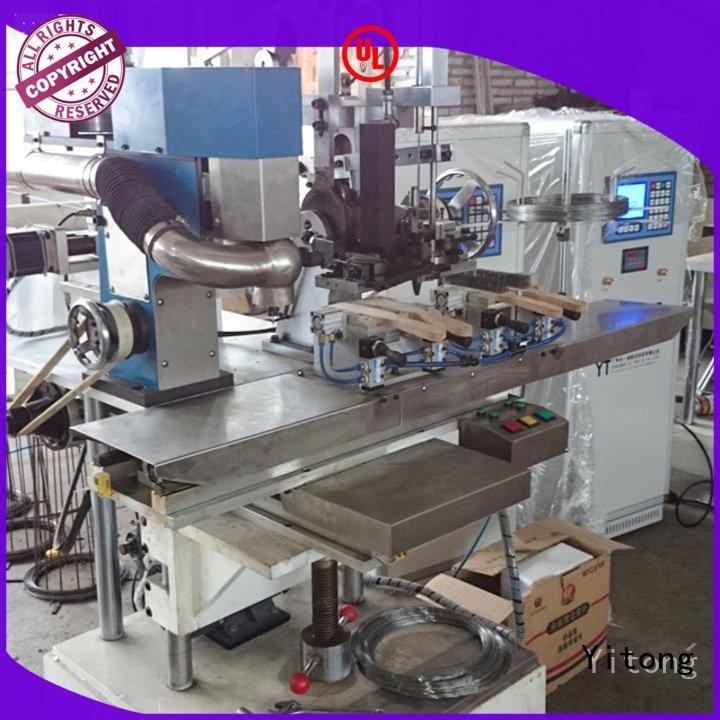 machine axis industrial brush machine drilling Yitong