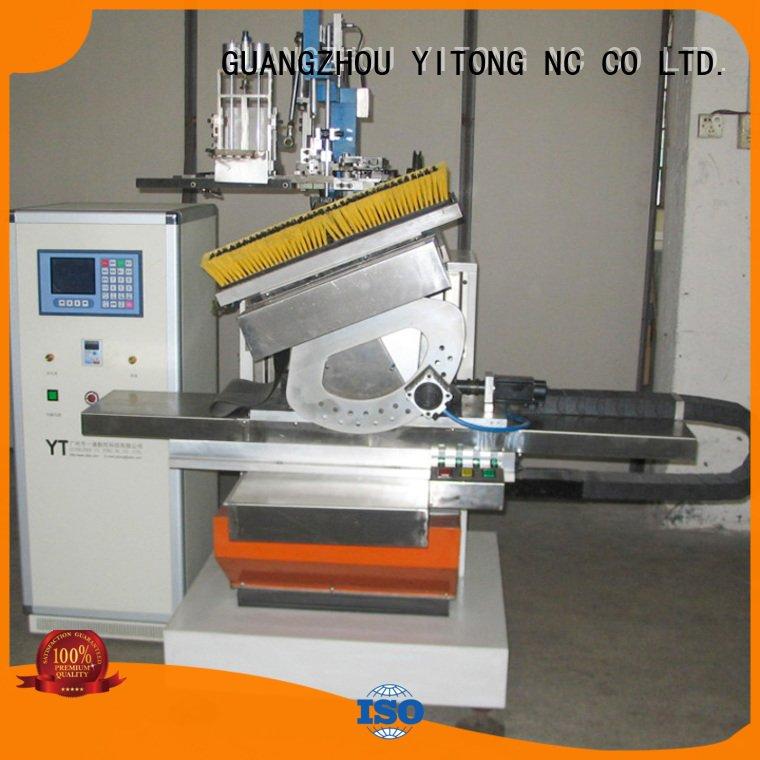 paint brush manufacturing machine automatic brush making machine tufting