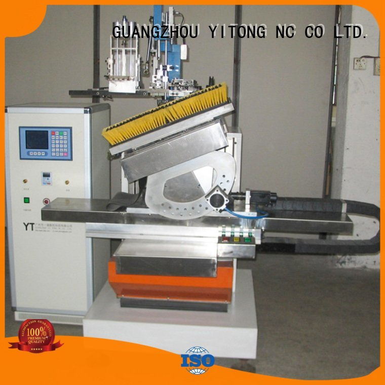 paint brush manufacturing machine automatic brush making machine tufting