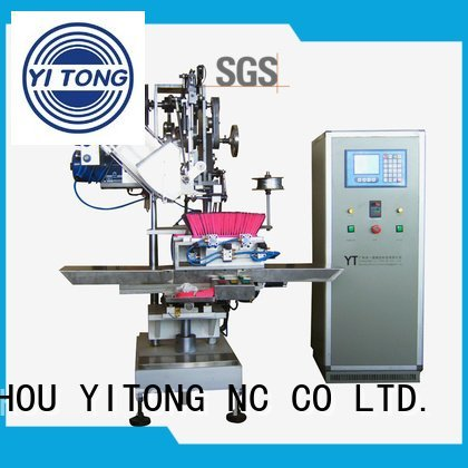 Yitong automatic filling drilling broom making machine for sale brushes
