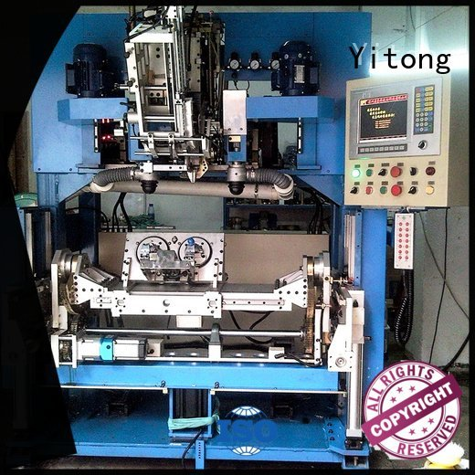 Yitong paint brush manufacturing machine flat filling tufting