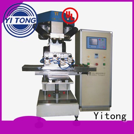 broom making machine for sale drilling machine radial brush